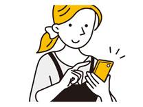 Visa LINE Payクレジットカードは専業主婦の方も審査申込みできます。